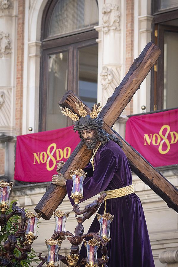 Nuestro Padre Jesús de la Humildad, fotografía de Román Calvo