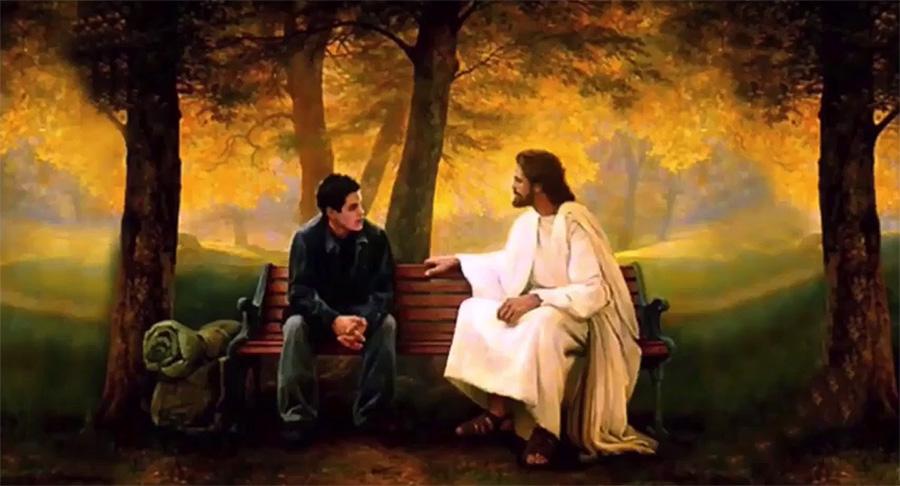 Conversación con Jesús