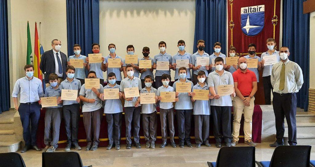 Entrega de Diplomas CC ESO-I